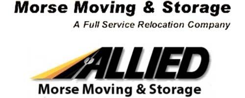 Morse / Allied Moving Logo