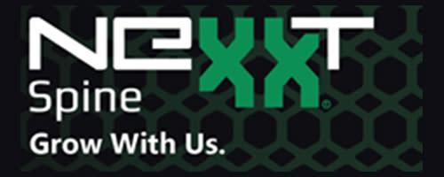 Nexxt Spine Logo