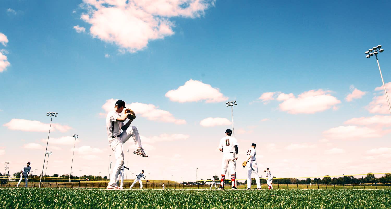 Grand Park - Baseball