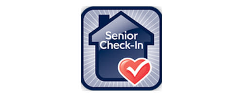 Senior Check-In Logo