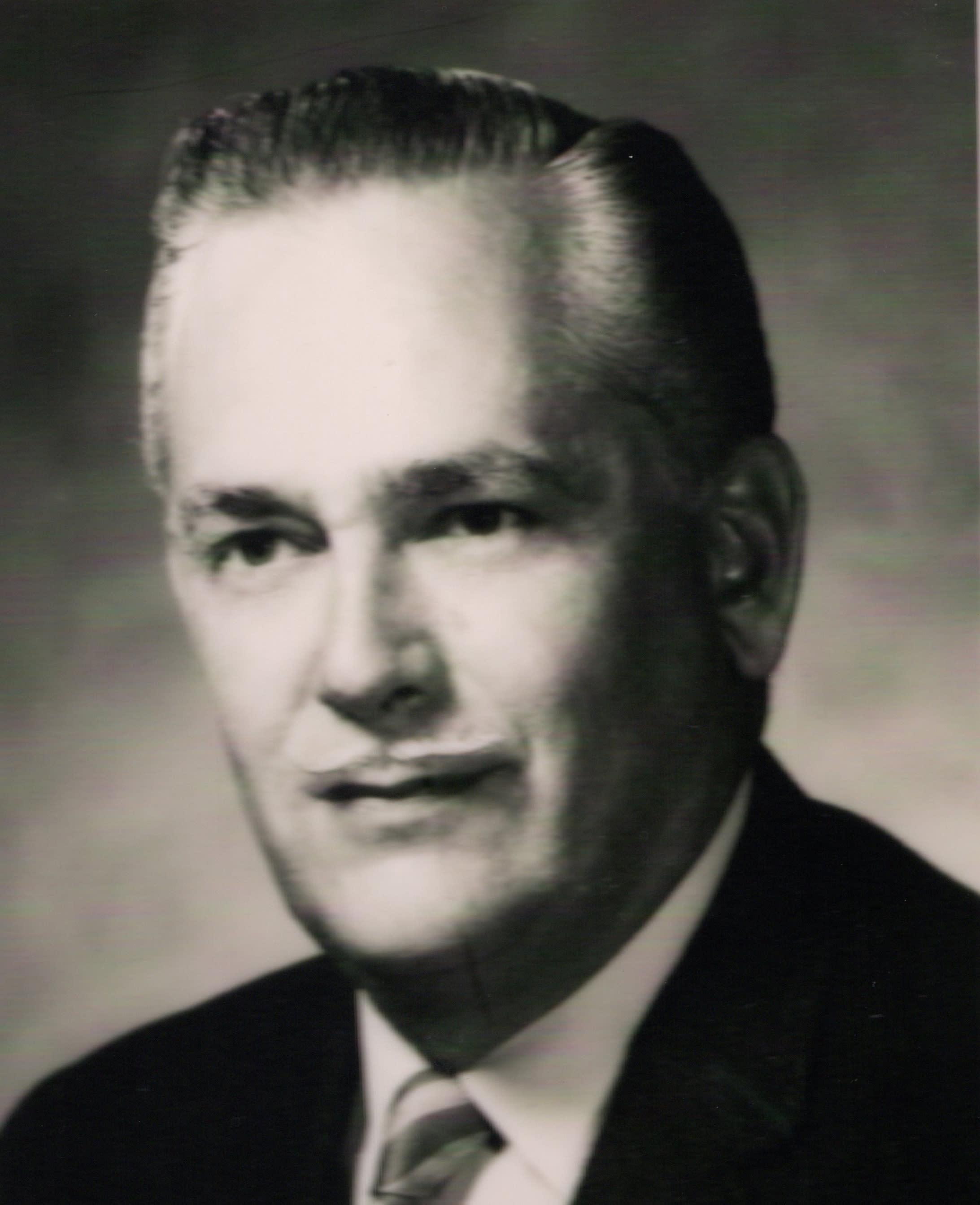 Ava Gardner Museum collector Bill Wilson.