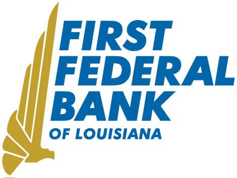 First Federal Bank of Louisiana Logo