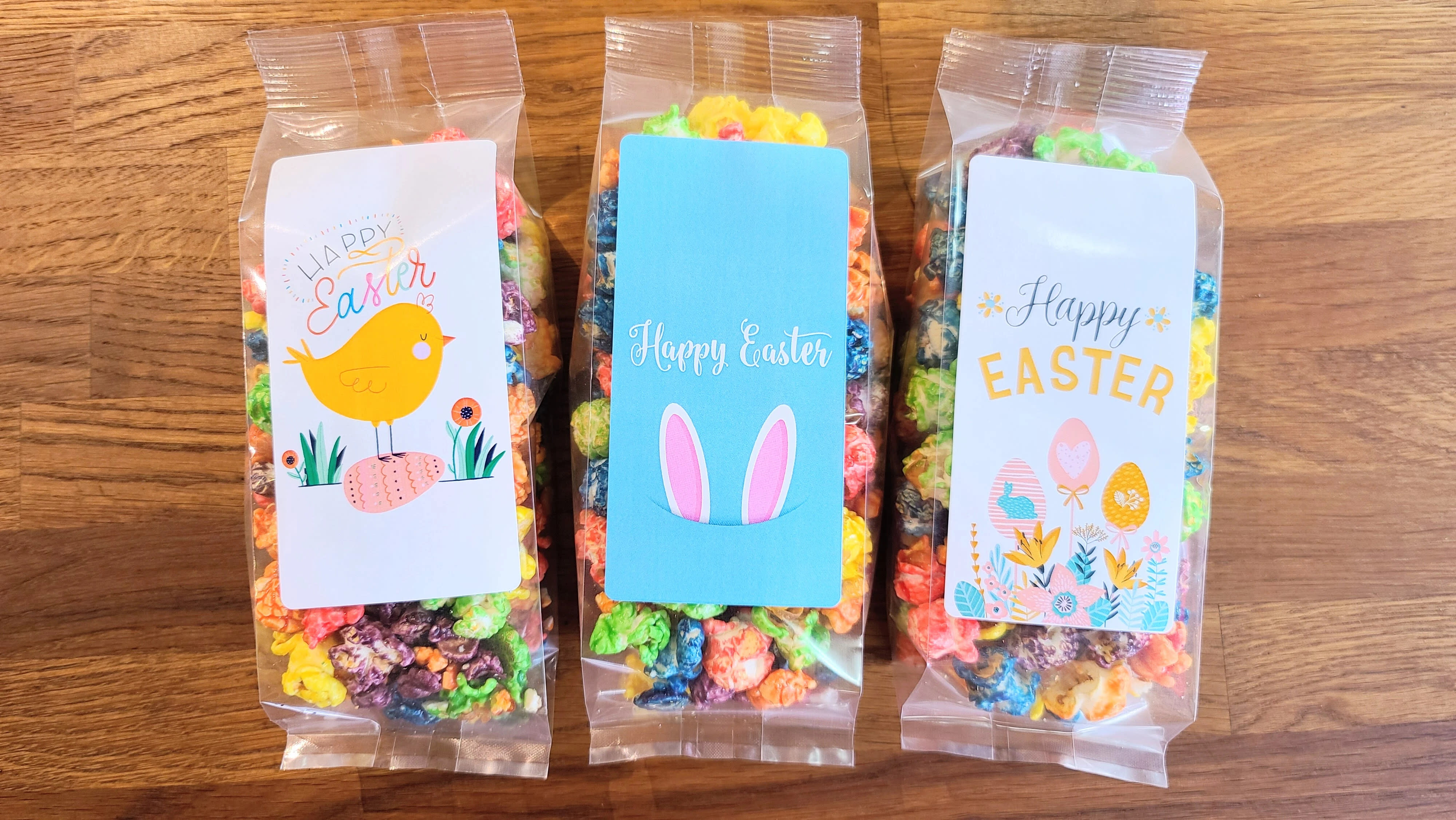 Cravings Popcorn Easter