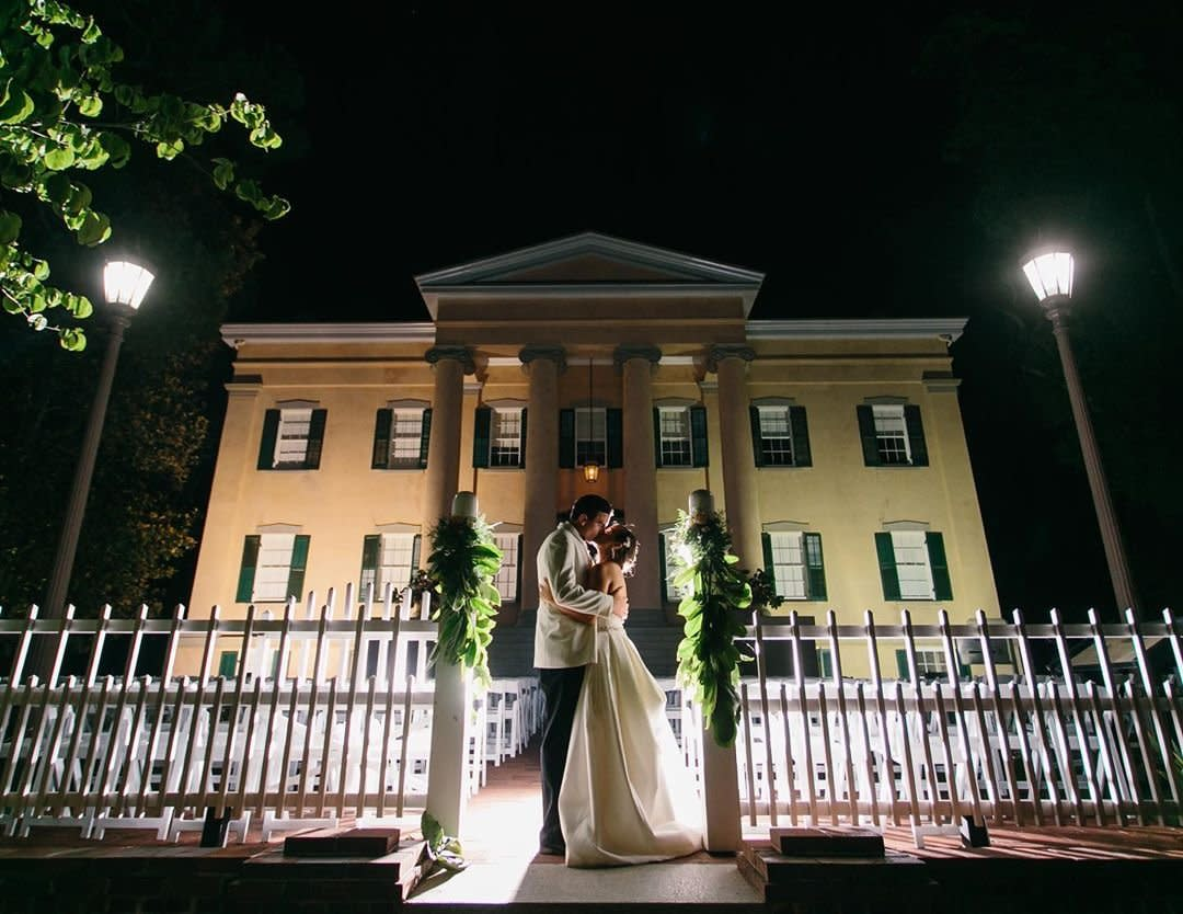 Mansion Wedding