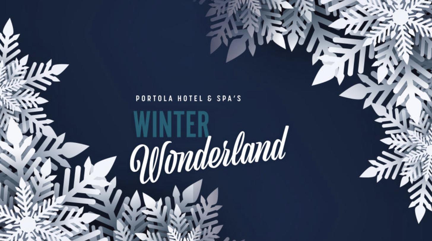 Winter Wonderland Portola Spa and Hotel