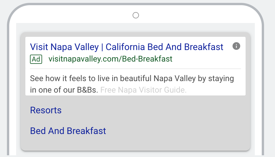 Google Display Network ad