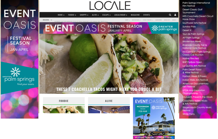 Locale Marketing March Board Report 2019