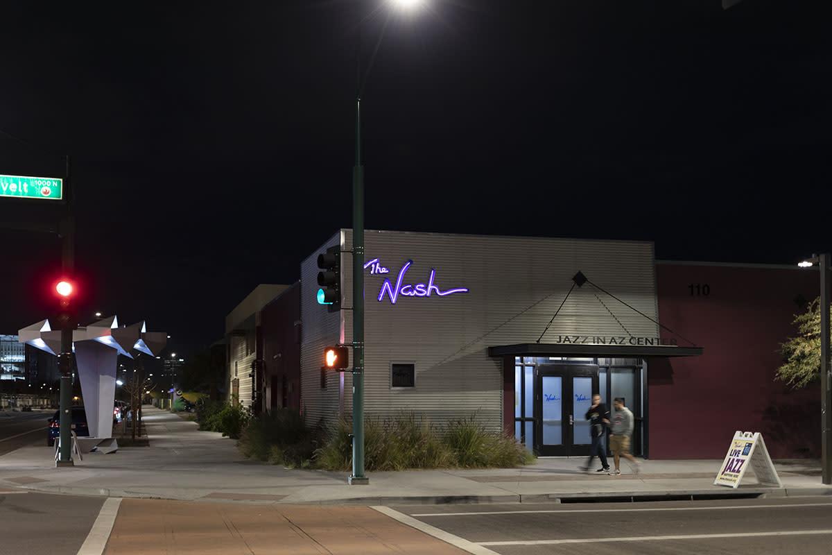 The Nash Jazz Club Downtown Phoenix