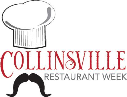 Collinsville Restaurant Week Logo