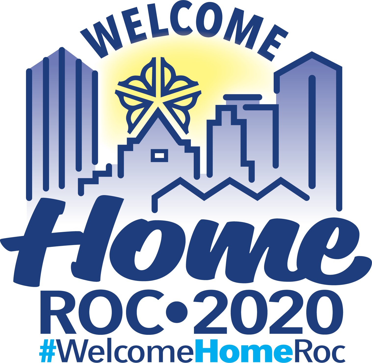 Welcome Home Roc 2020 Logo