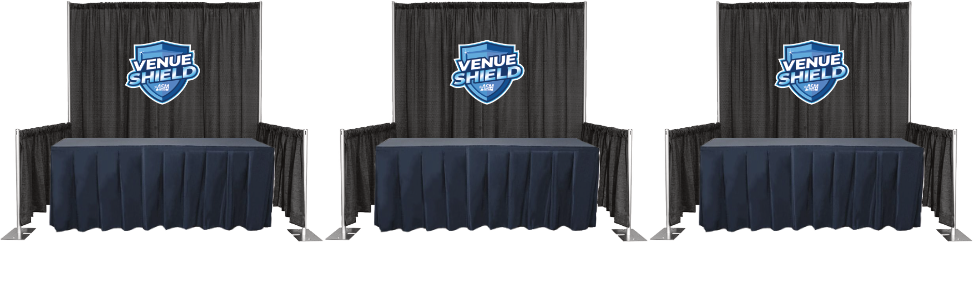 Exhibit Booth- VenueShield