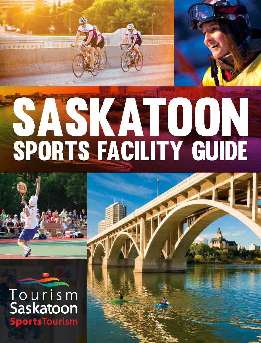 Saskatoon Sports Facility Guide