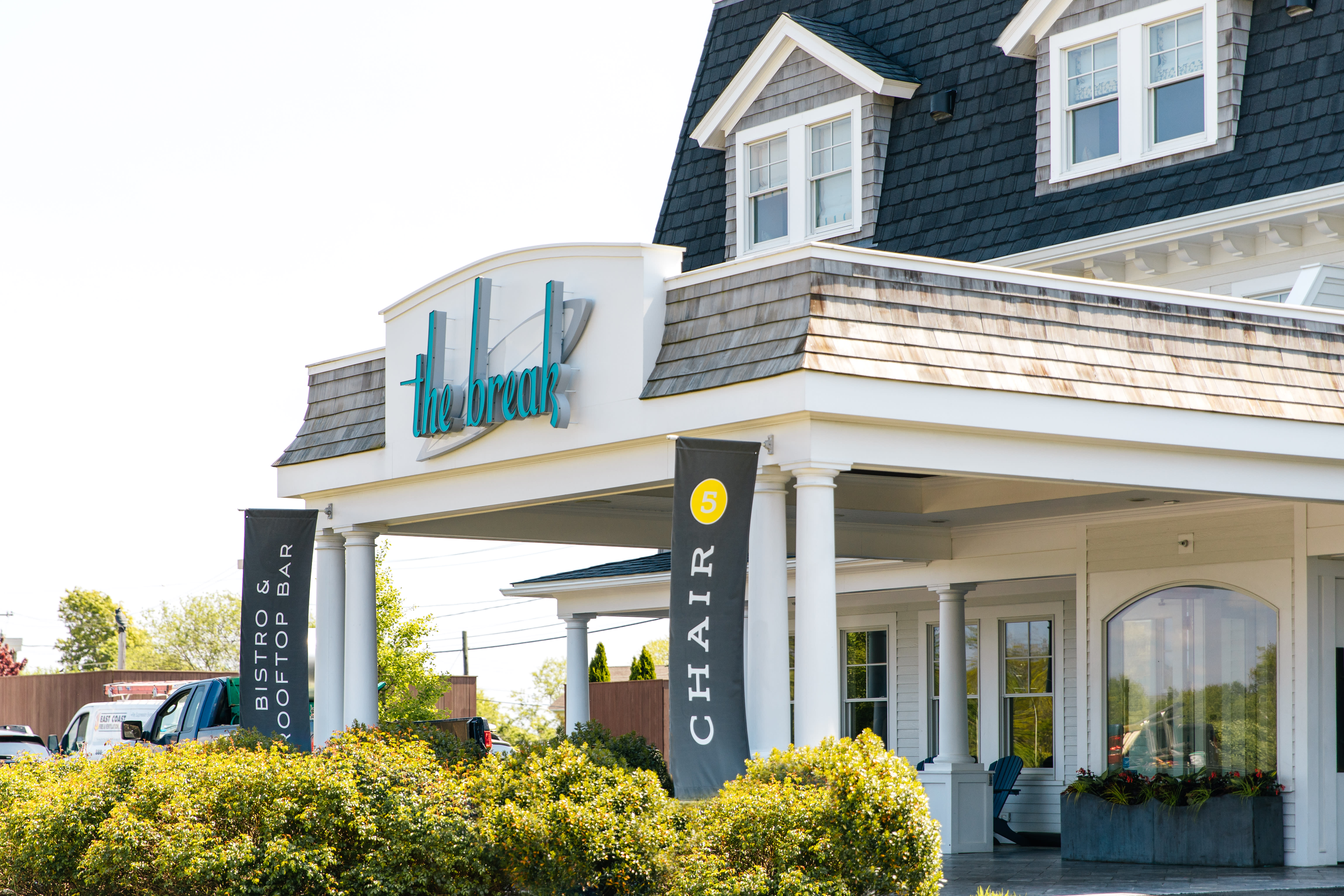 The Break - A Narragansett Hotel