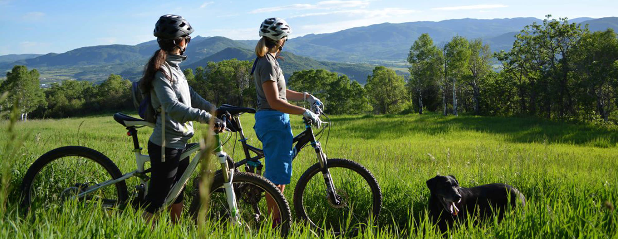 Emerald Mountain Biking