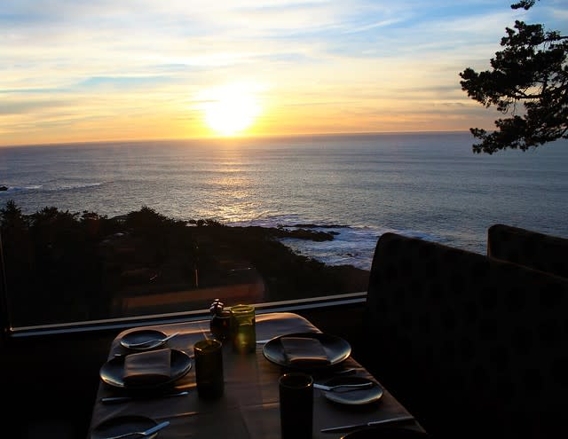 Pacific's Edge Restaurant at Hyatt Carmel Highlands