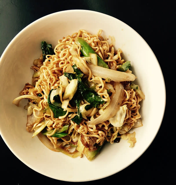 Thai Oudone Valley Grill - Pad Mee
