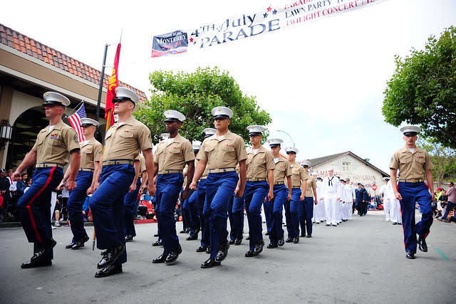 City of Monterey 4th of July Parade