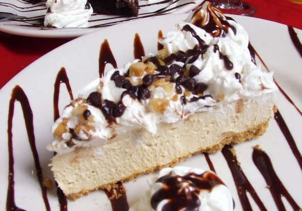 Peanut Butter Pie - Hollywood's