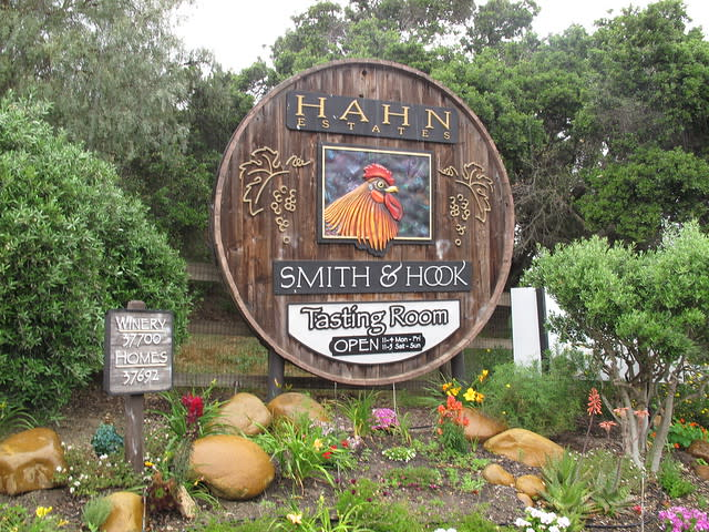 Hahn Estates - Smith and Hook Winery