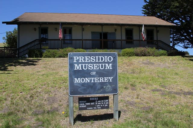 Lower Presidio Historic Park of Monterey: Museum