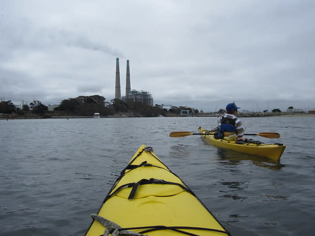 Kayaking Tour in Moss Landing