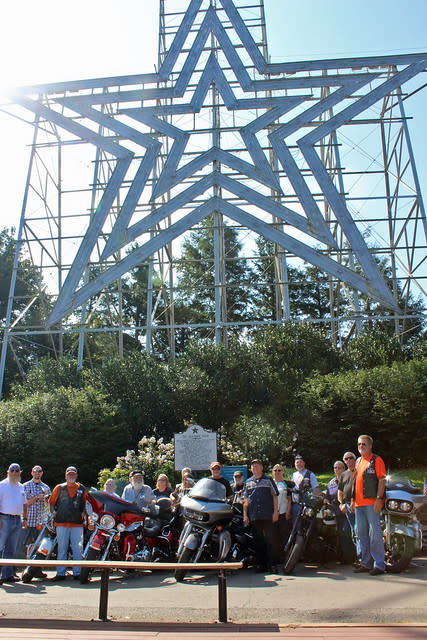 Harley Owners Group - Roanoke Star