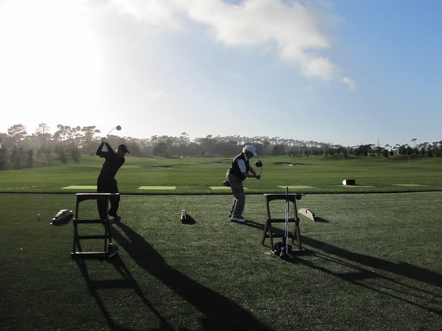 Pebble Beach Golf Academy & Practice Facility