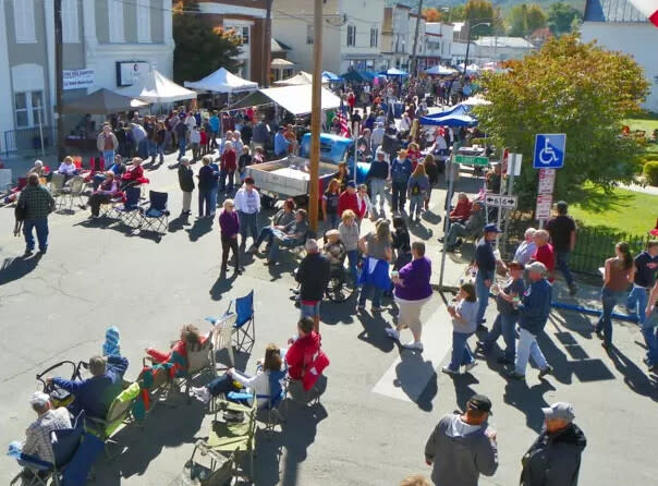 Craig County Fall Festival