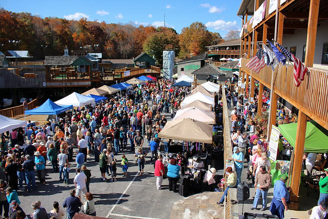 Smith Mountain Lake Chili & Craft Festival