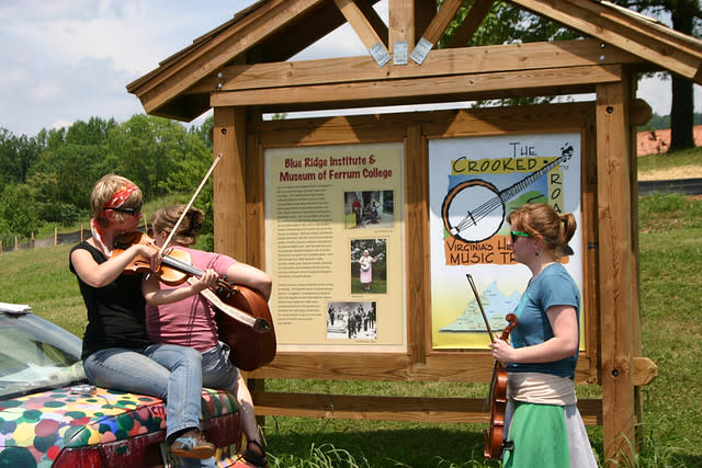 The Crooked Road: Virginia's Heritage Music Trail