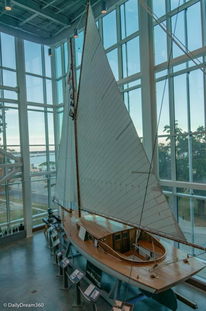 Maritime and Seafood Industry Museum Biloxi Mississippi
