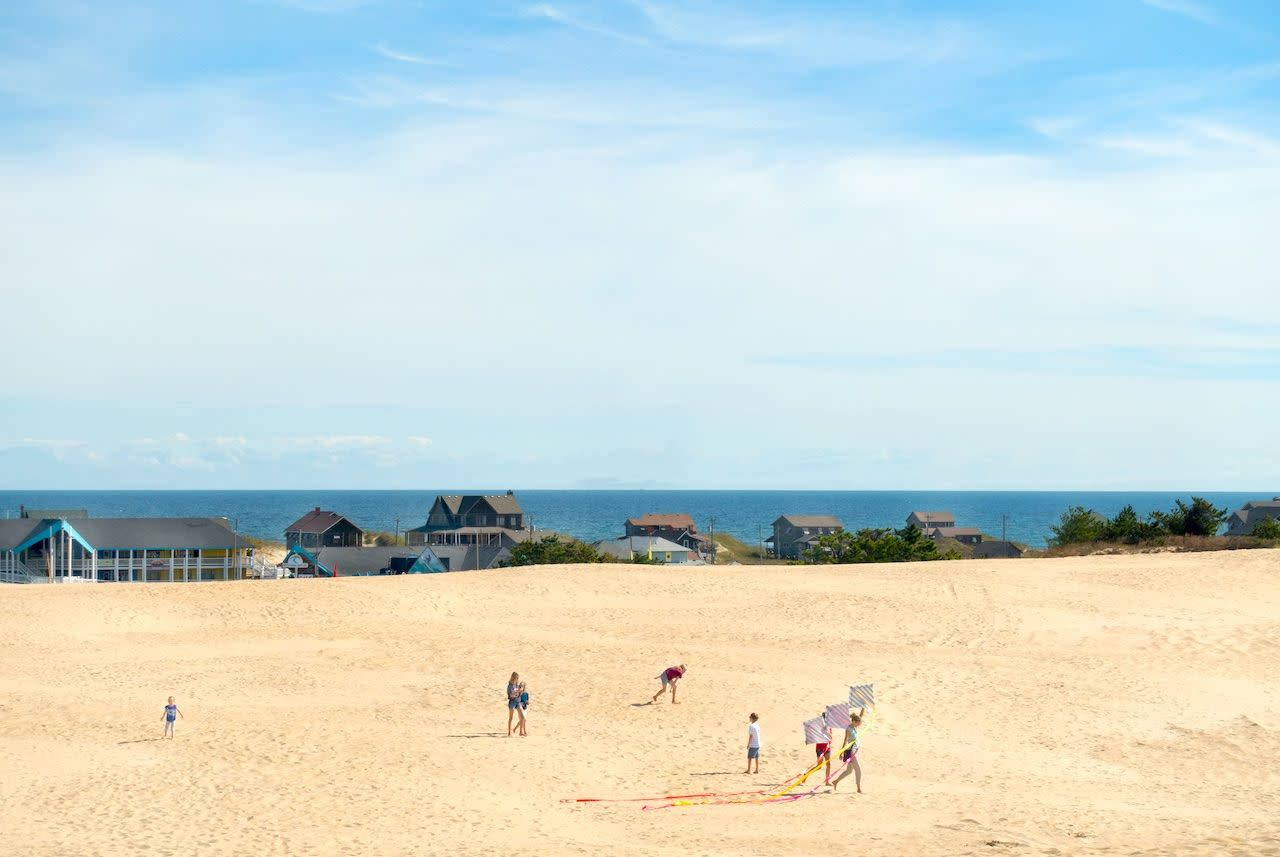 Explore The Outer Banks of North Carolina on foot: A trail guide