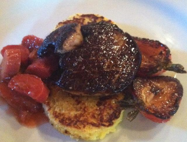 """Mulvaney's B&L serves up """"farm to fork"""" culinary delights for a special downtown Sacramento dining experience."""