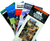 Or choose from several Sacramento tourist attraction brochures