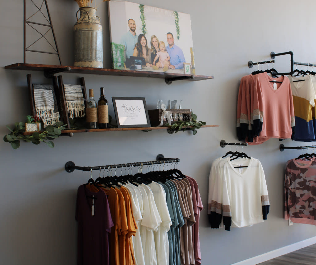 The Farmer's Wife & Company clothing selection