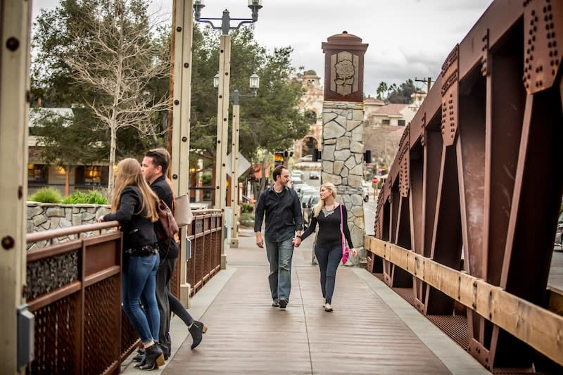 explore the historic old town temecula valley california