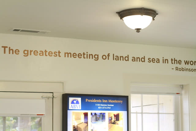Monterey Visitors Center