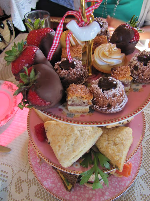 Full Afternoon Tea at The White Hart