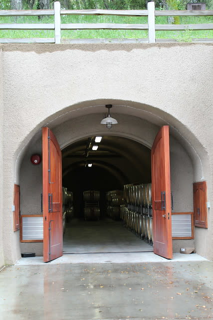 Wine Cave at Holman Ranch
