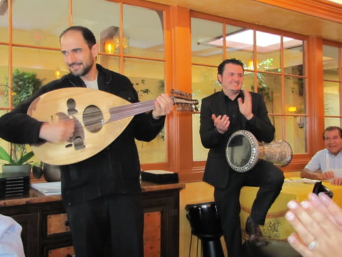 Live Music at Mediterranean Restaurant in Carmel-by-the-Sea