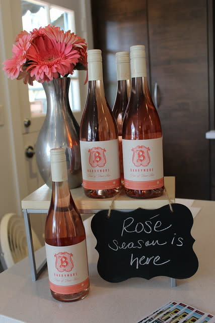 Barrymore Wines at Carmel Road Winery