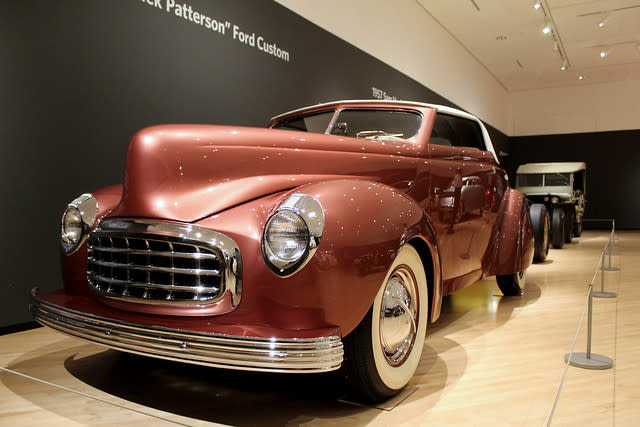 Drive! Iconic American Cars and Motorcycles - Taubman Museum of Art