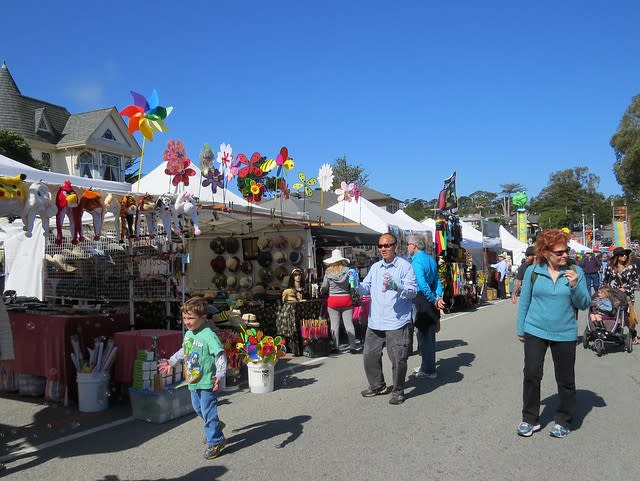 Pacific Grove Good Old Days 2014