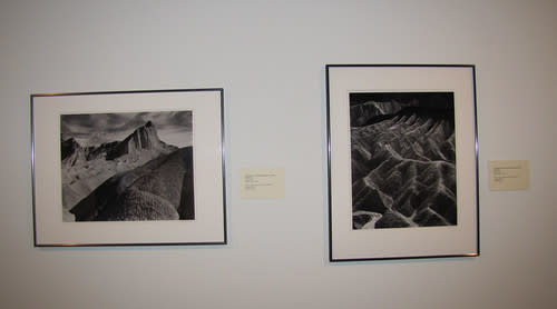 Ansel Adams Exhibit at Monterey Museum of Art La Mirada