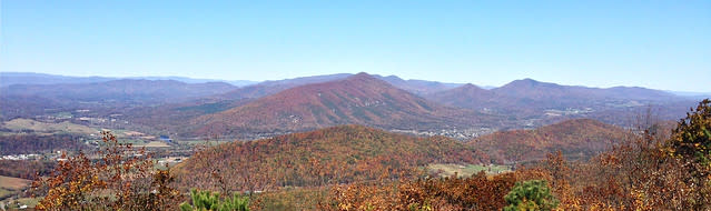 Mills Gap Overlook