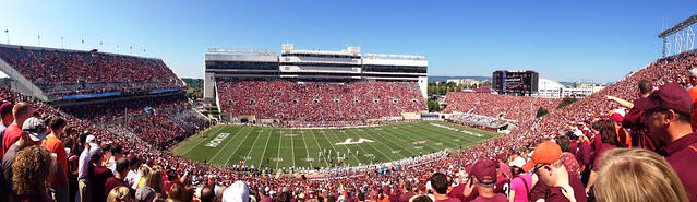Lane Stadium - Virginia Tech