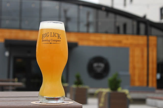 Big Lick Brewing Company Beer