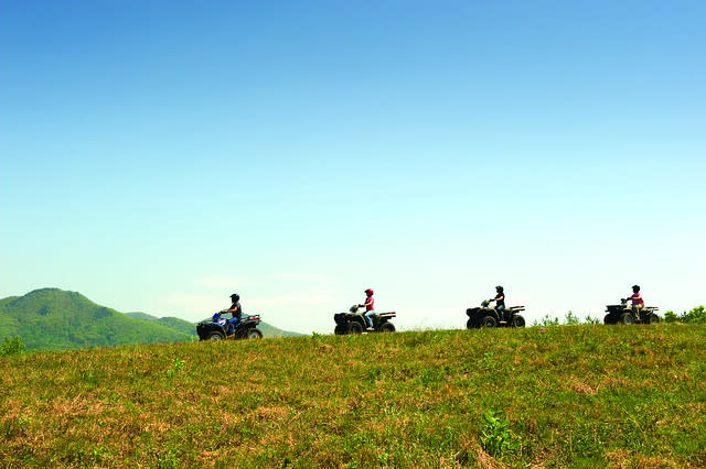 RTV Riding - Primland Resort
