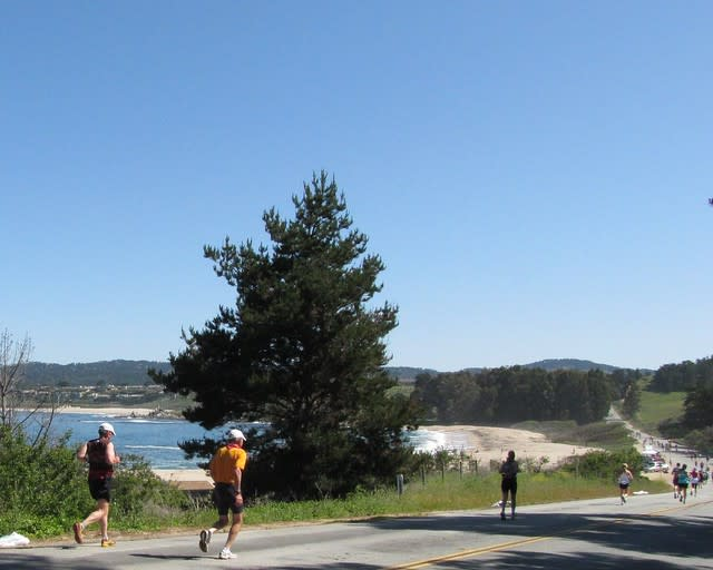 2011 Big Sur International Marathon