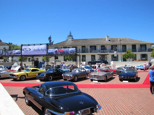 RM Auction in Monterey